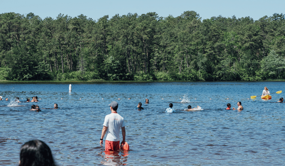 5 Swimming Spots Outside Of Philly That Aren't Public Pools