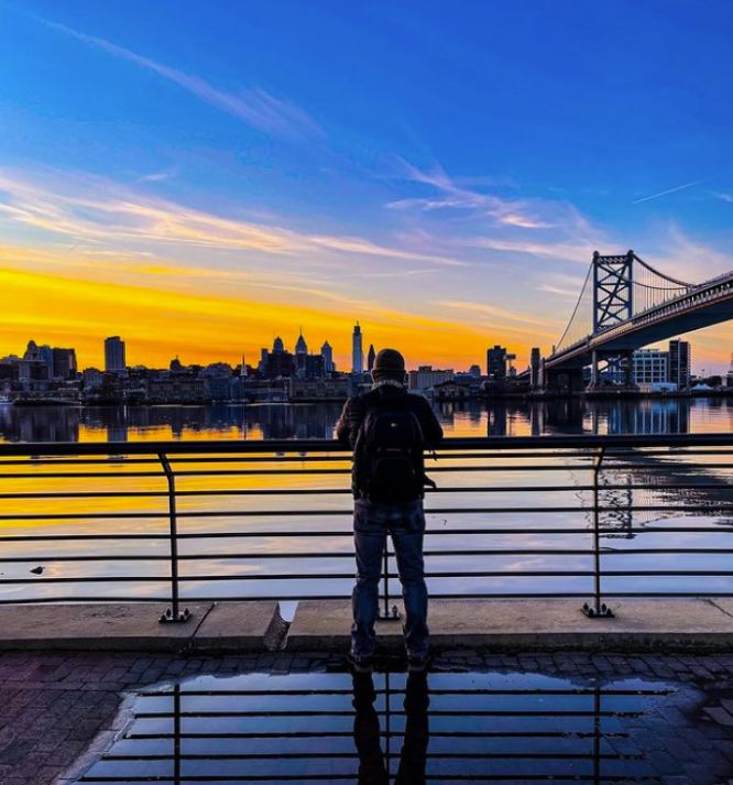 6 Breathtaking Places to Watch the Sunset in Philly