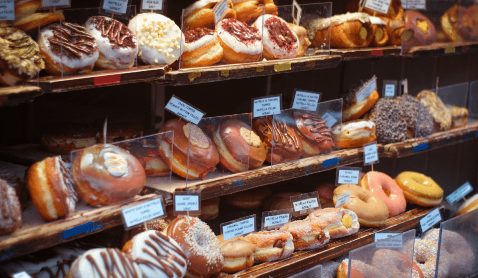 5 Deliciously Sweet Places To Get Donuts In Philly
