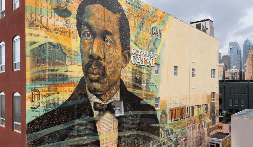 8 Inspiring Murals Celebrating BIPOC In Philly