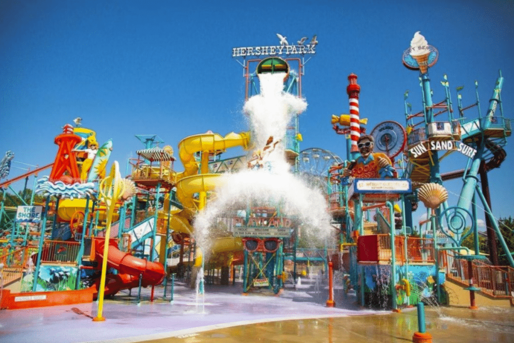 6 Thrilling Amusement Parks Near Philly To Visit This Summer