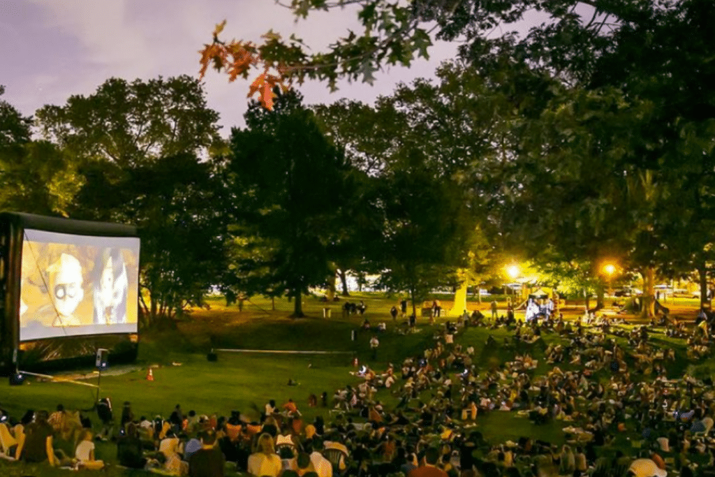 5 Spots To Watch Outdoor Movies In Philly This Summer