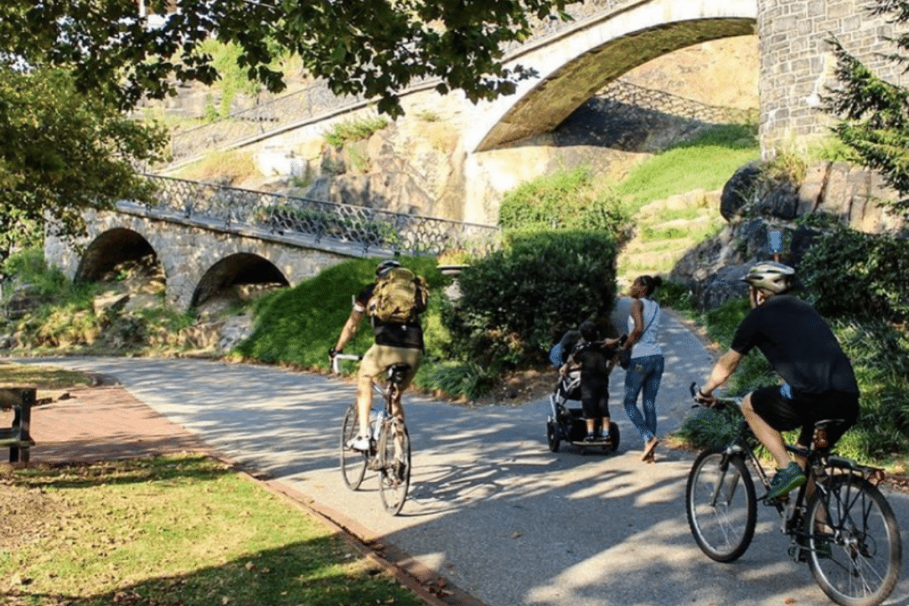 8 Outdoor Activities That Are Better Than Going To The Gym In Philly