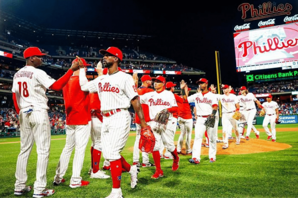 Phillies-Nationals Game Postponed Because Of COVID Outbreak Is Happening Today
