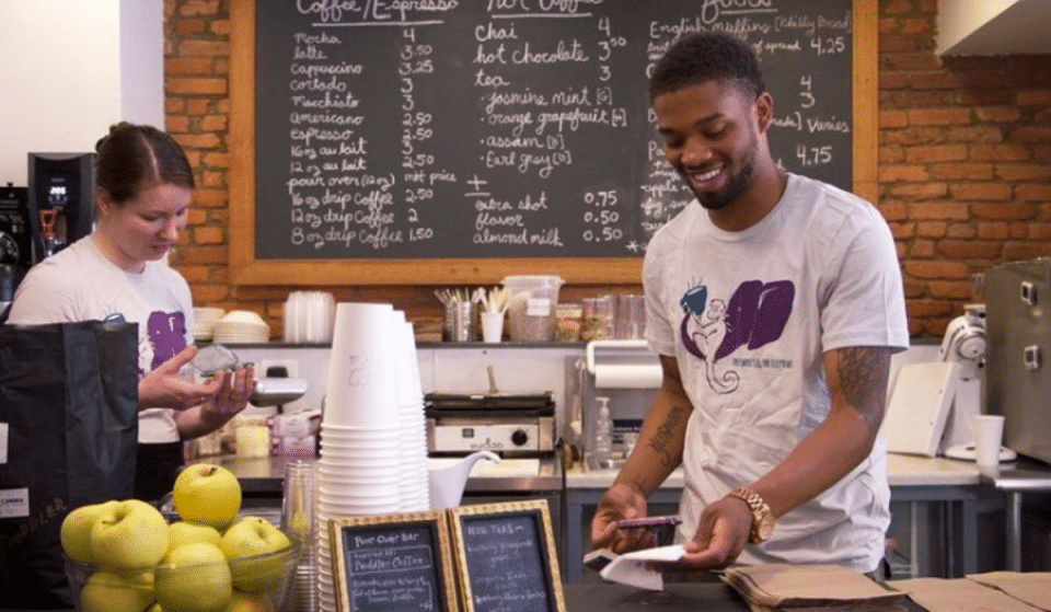 This Is Philly's Only Non-profit Cafe That You Can Support By Drinking Coffee
