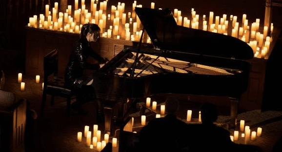 One Of The World's Most Exciting Young Pianists Is Performing A Candlelit Concert In Philly
