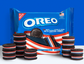 Oreo Released A Team USA-Themed Cookies For The 2021 Olympics