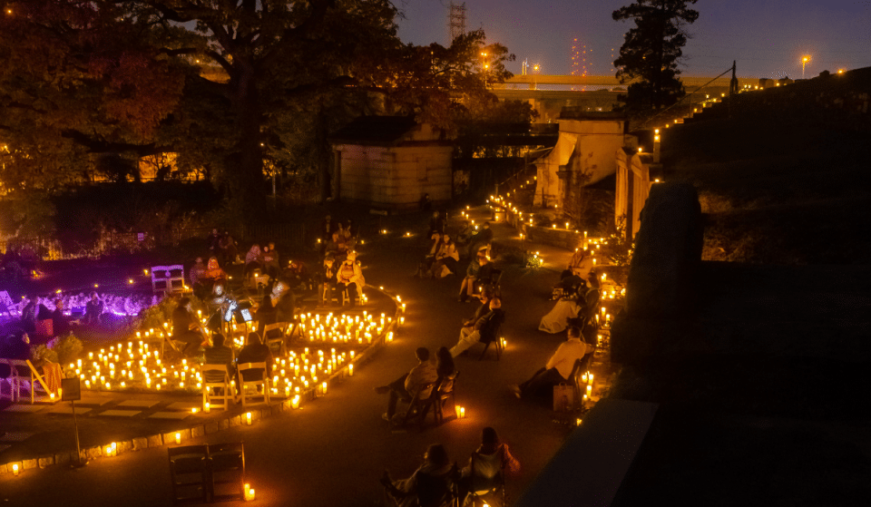 Laurel Hill Cemetary Is Hosting Two Hauntingly Expectational Halloween Candlelight Concerts This October